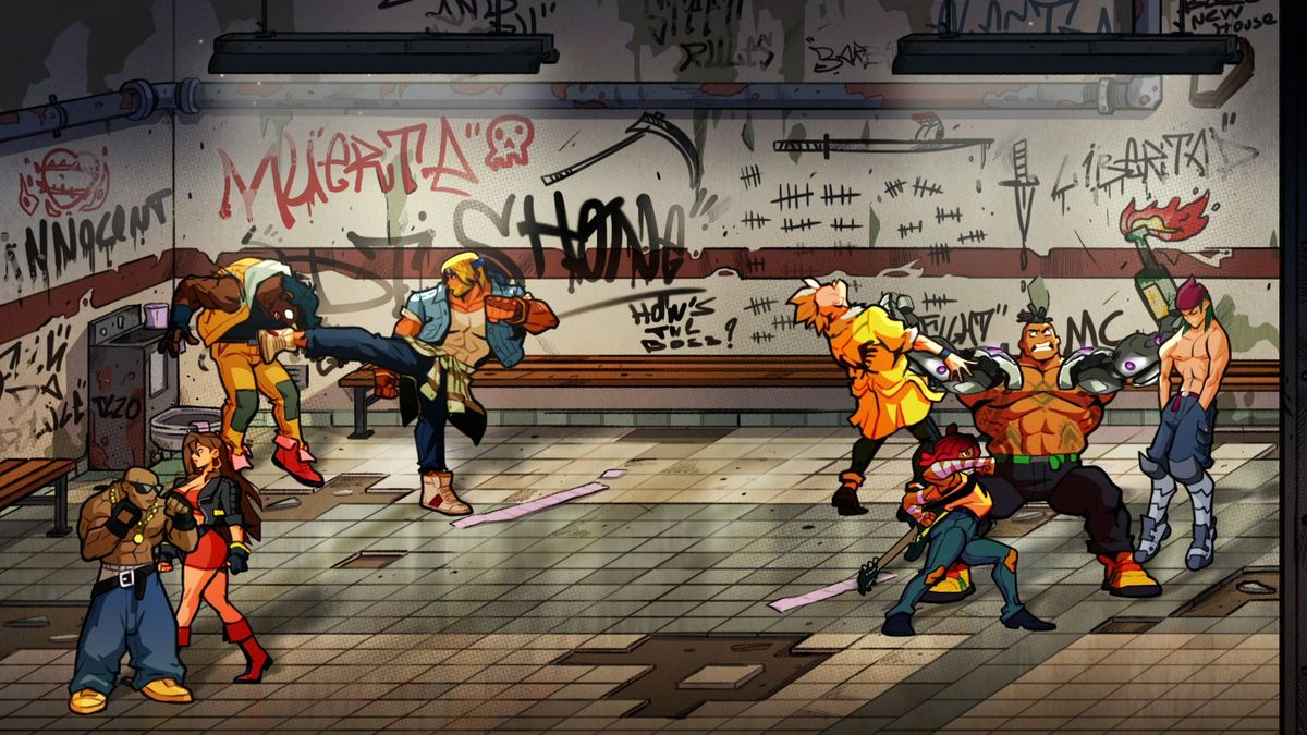 Streets of Fury 4